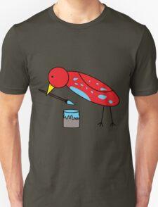 Bird Brush T-Shirt