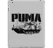 Puma (IFV) iPad Case/Skin
