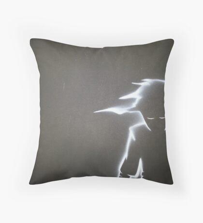 Ninja boy Throw Pillow