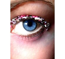Candy Eye Photographic Print