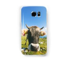 Cow in the Mountains Samsung Galaxy Case/Skin