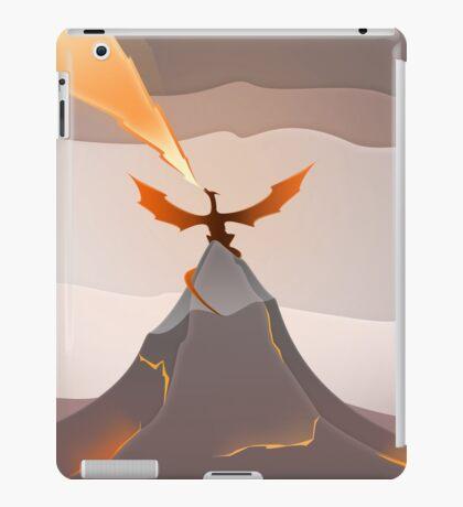 Smaug The Golden  iPad Case/Skin