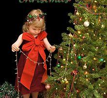Decorating The Christmas Tree by BabyAngela