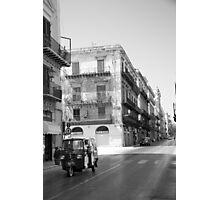 Sicilia Photographic Print