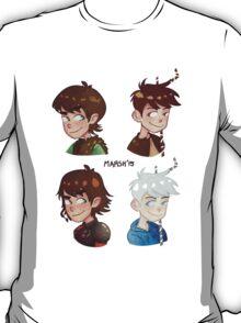 Hijack Heads T-Shirt