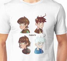 Hijack Heads Unisex T-Shirt