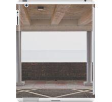 Modernist Sea View iPad Case/Skin