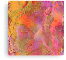 JOY- Abstract+  Art + Products Design  Canvas Print