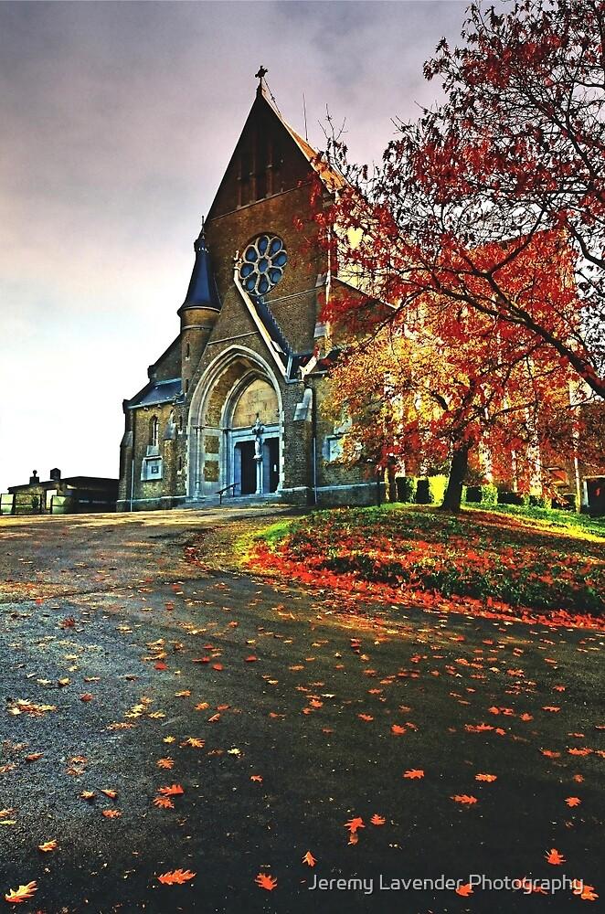 Basilique Notre Dame de Chevremont by Jeremy Lavender Photography