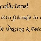 Banner for ! Creative Writing & Poetry ! by jesssicarose