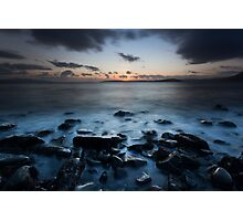 elgol beach Photographic Print