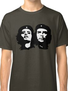 Che Guevara and Tania Tamara Bunke the woman Che Loved 1 Classic T-Shirt