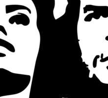 Che Guevara and Tania Tamara Bunke the woman Che Loved 1 Sticker