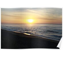 Sunrise at Victor Harbour 2 Poster