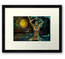 2525  in the year Framed Print