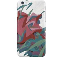 The Floral Storm iPhone Case/Skin