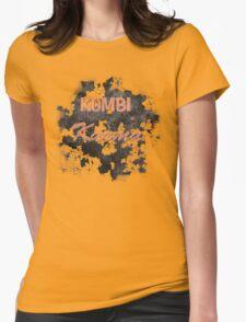 KOMBI Karma - Orange text T-Shirt