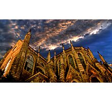 Church of Advocate.  Photographic Print