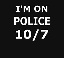 I'm on police 10/7 Hoodie