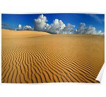 Barren plains Poster