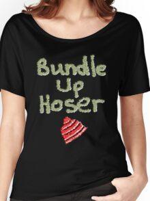 Bundle Up Hoser Women's Relaxed Fit T-Shirt