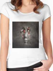No Title 83 Women's Fitted Scoop T-Shirt