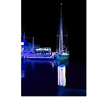 Docked At Woy Woy 1.50  Photographic Print