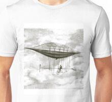 pasenger airship Unisex T-Shirt