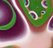WATER LILLIES 5 Sticker