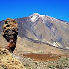 El Teide by colourfreestyle