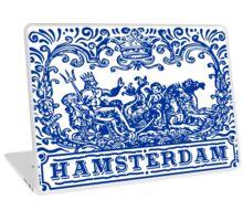 Traditional Tiles Amsterdam Azulejos  Laptop Skin
