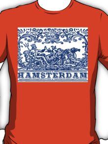 Traditional Tiles Amsterdam Azulejos  T-Shirt