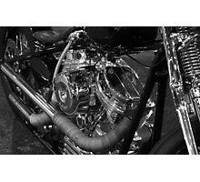 Hard ride Photographic Print