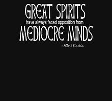 Great Spirits (white text) T-Shirt