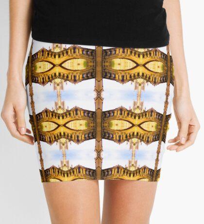 Masque of the Bridge of Sighs Mini Skirt