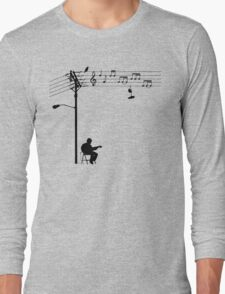 Wired Sound Long Sleeve T-Shirt