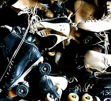 My friends Rollerskate Collection  by Jan  Postel