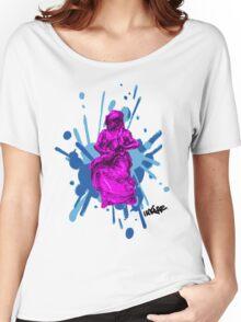 SCULPTURE ART Women's Relaxed Fit T-Shirt