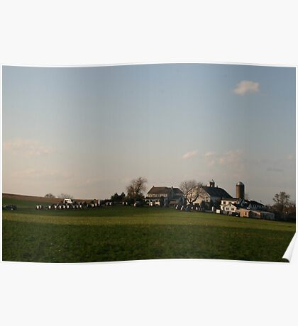 Amish Wedding Poster