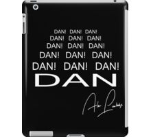 DAN! iPad Case/Skin