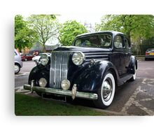 "Big Ford ""V8 Pilot"" Canvas Print"