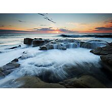 Point Arkwright Sunrise Photographic Print