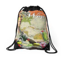 west indies Drawstring Bag