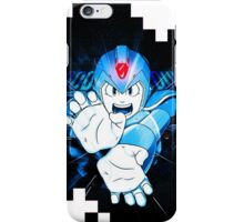 Megaman X-Hadouken iPhone Case/Skin