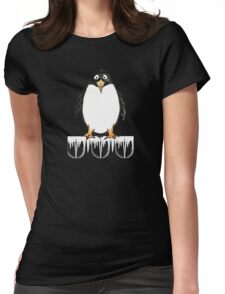 Penguin Tee Womens Fitted T-Shirt