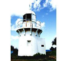 Fingal Lighthouse Photographic Print