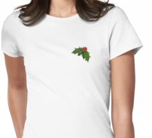 Small Holly Womens Fitted T-Shirt