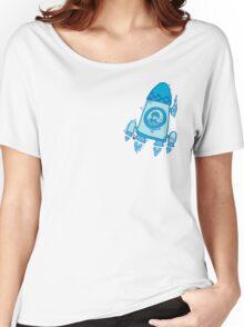 Rocket Women's Relaxed Fit T-Shirt