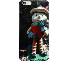 Welcome to the Quiet garden. iPhone Case/Skin