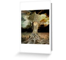 In ego veritas Greeting Card